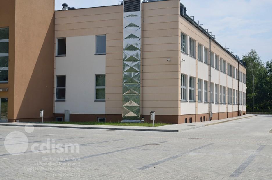 Budynek CDiSM 3