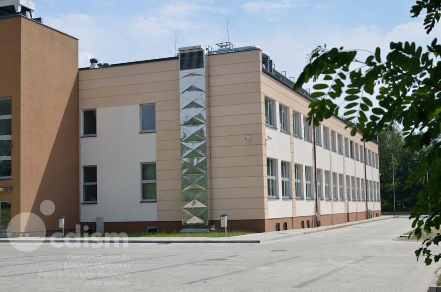 Budynek CDiSM
